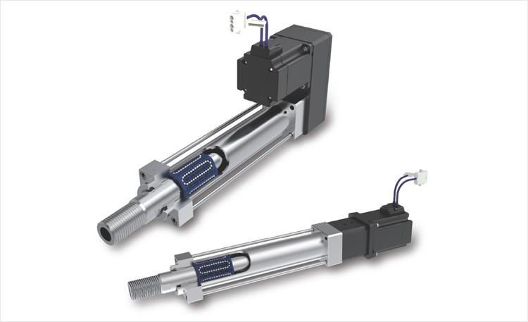 Samick Precision Ind Co Ltd Servo Cylinder